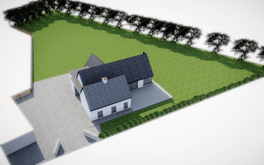 Kerry: Extension & renovation of an old cottage